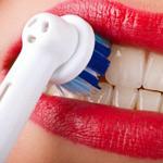 Uso dello spazzolino elettrico